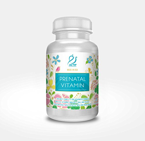Actif-Organic-Prenatal-Vitamins-90-Count