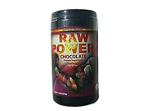 Thor's Raw Power Chocolate Protein Superfood, 16 oz