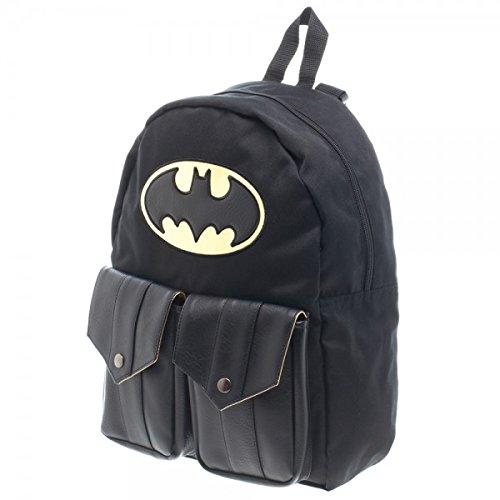 DC Comics Batman Reversible Backpack