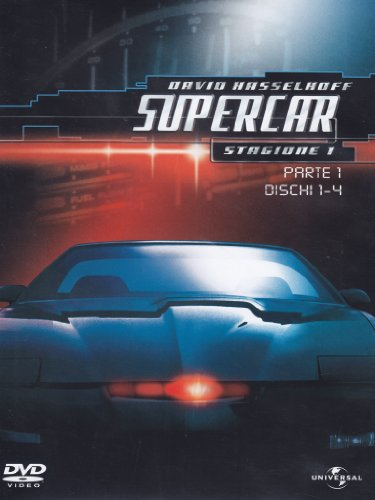SupercarStagione01Volume01 [4 DVDs] [IT Import]