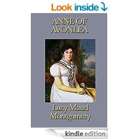 Anne of Avonlea (Anne of Green Gables Book 2)