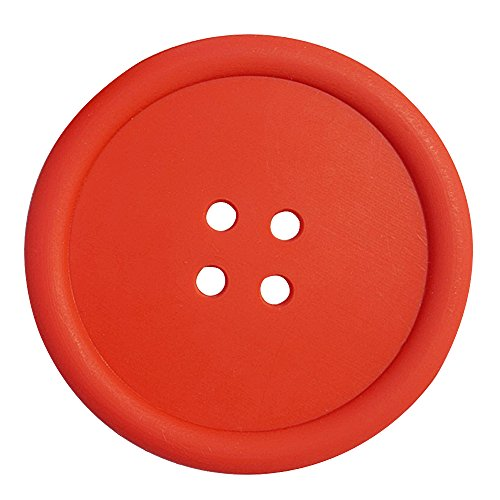 Ieasycan New 5Pcs Cute Colorful Silicone Button Coaster Cup Cushion Holder Drink Placemat Mat Home 1O5M Christmas Gift (Drink Mix Holder compare prices)