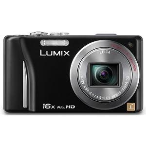 Lumix DMC-TZ22EG-K Digitalkamera