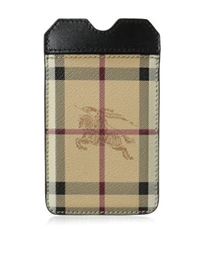 Burberry Men's Classic Plaid iPod Case, Brown