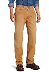 Carhartt Men's Weathered Duck 5 Pocket Pant Relaxed Fit