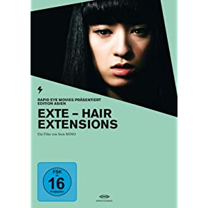 Exte-Hair Extensions (Edition Asien) [Import allemand]