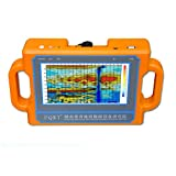 Multi-functional Groundwater Detection Tool With 150m & 300m Adjust Depth (Color: Yellow, Tamaño: Medium)