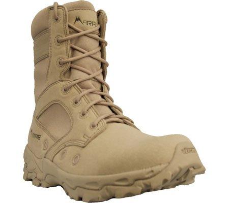 Mcrae 3718 Men'S Hot Weather Terassault Tactical Boot W/Plain Toe Desert Tan 11 M Us