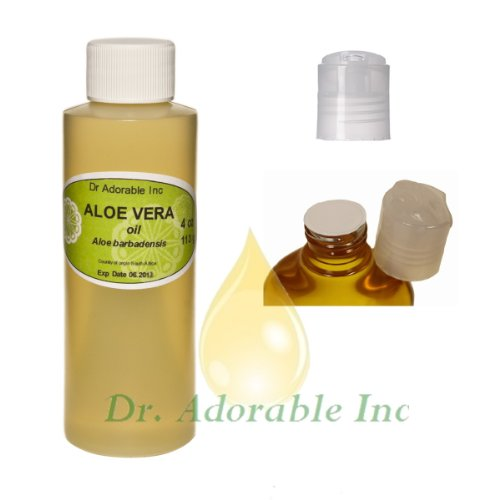 Aloe Vera Oil Area Of Outstanding Natural Beauty 4 Oz front-934249
