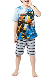 Cotton Rich Skylanders Short Pyjamas [T86-5851C-S]