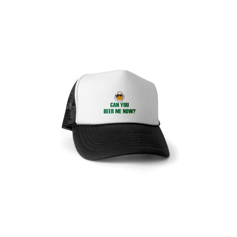 Artsmith, Inc. Trucker Hat (Baseball Cap) Can You Beer Me