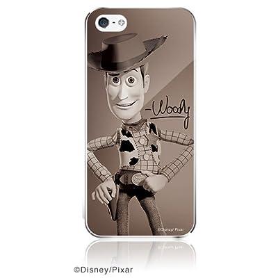ディズニー iPhone5 ケース 「ウッディ」スター オブ トイ・ストーリー(プレミアムクリア)