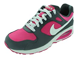 Nike Women\'s Air Max Coliseum Racer Sneaker Shoes-Pink Force/Sail/Anthracite-10