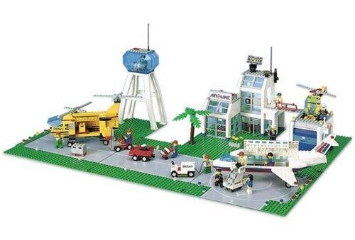 Buy Lego City Set 10159 Airport On Amazon Paisawapascom