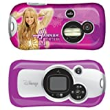 Disney DS11033 Pix Click 2.0 Digital Camera - Hannah Montana (Pink)