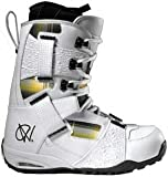 Vans Snowboard Boots ANDREAS WIIG 09 White/Plaid F1L242 UK 9