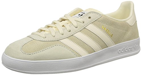 Adidas gazelle indoor, baskets homme - blanc...