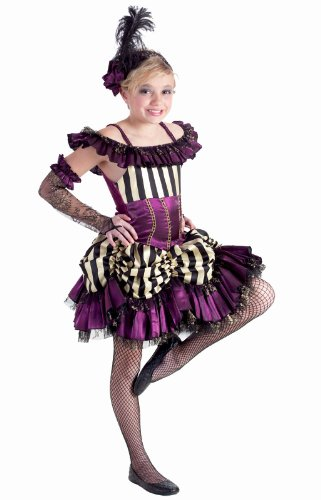 Princess Paradise - Can Can Sally Child Costume