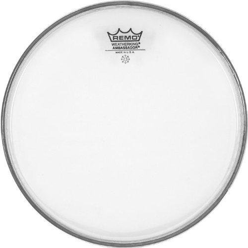 Remo Ambassador Clear Drum Head - 12 Inch