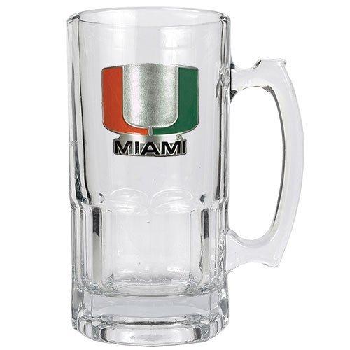 Ncaa Miami Hurricanes 1-Liter Macho Mug