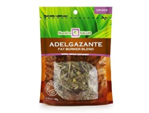 Adelgazante Fat Burner Herbal Tea Blend 3 Pack Cholesterol Reducer