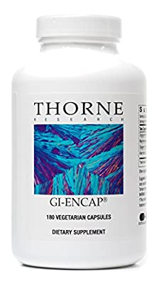 Thorne Research - GI-Encap - Botanical Supplement for GI Tract Support