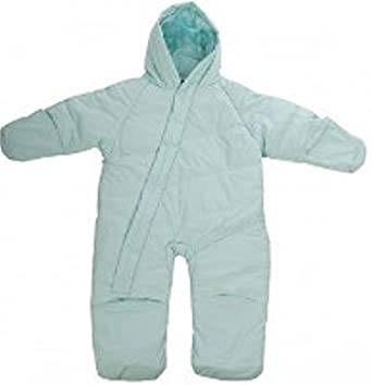 Trespass Tiny Padded Baby Ski Suit - Water (6-12 months)