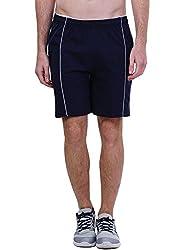Seaboard Blue Shorts For Men