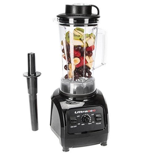 Ultratec-Power-Mixer-20-Liter-BPA-FREI-1500-Watt-32000-Umin-6-Edelstahlmesser-inkl-Stel-Smoothie-Rezeptbuch