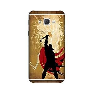 StyleO Samsung Galaxy J2 2015 Edition Designer Printed Case & Covers (Samsung Galaxy J2 2015 Edition Back Cover) - Superhero Thor