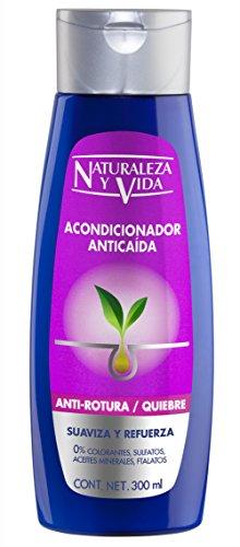 ACONDICIONADOR ANTICAÍDA antirotura suavizayrefuerza 300 ml