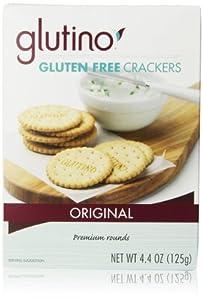 Glutino Crackers, Original, 4.4 Oz