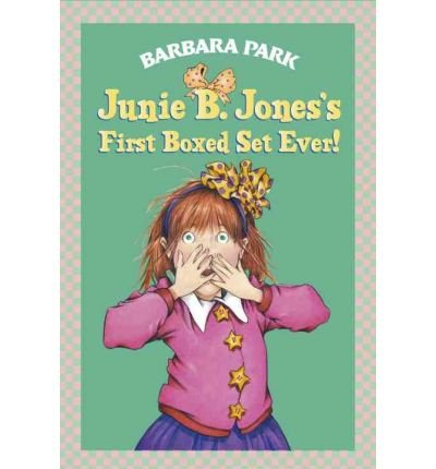 Junie B. Jones's First Boxed Set Ever! (Books 1-4) - 1