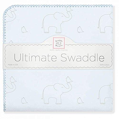 Elephant Baby Blanket Pattern