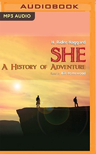 She: A History of Adventure by H. Rider Haggard (2016-04-05)