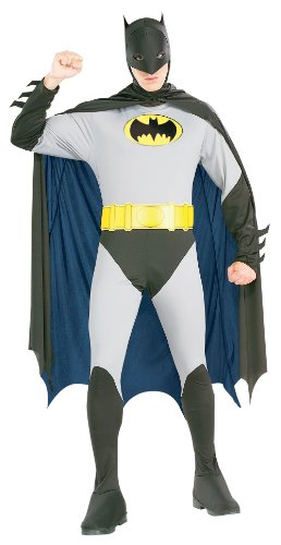Batman Adult Costume Adult Superhero Costume 16867