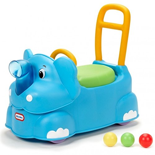 Review Little Tikes Scoot Around Animal Ride-On - Elephant