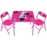 Disney Minnie First Fashionista Activity Table Set