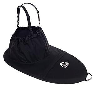 Seals Adventurer Spray Skirt, 1.2, Black