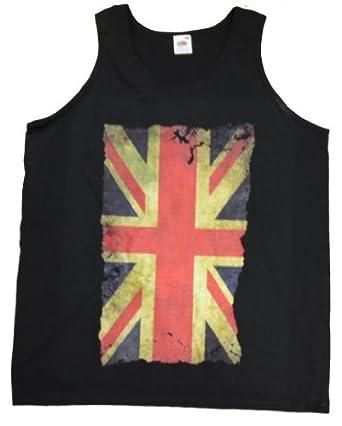Amazon com 21 century clothing unisex adult british grunge union jack