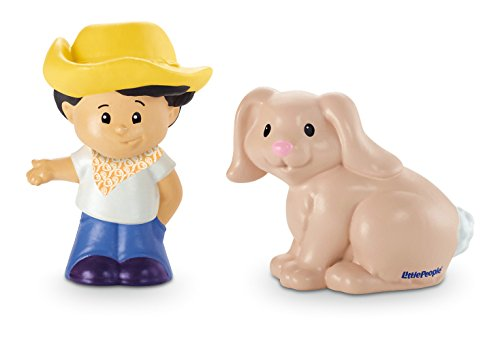 Fisher-Price Little People Koby & Rabbit