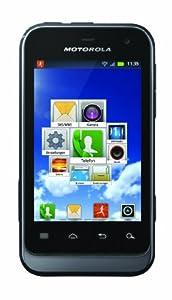 """Motorola Defy Mini - Smartphone libre Android (pantalla de 3,2"""" 480 x 320, cámara 3 MP, 120 MB de capacidad, procesador de 600 MHz) color negro [importado de Alemania]"""