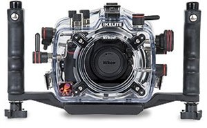 Ikelite Underwater Camera Housing for Nikon D-3100 Digital SLR Camera