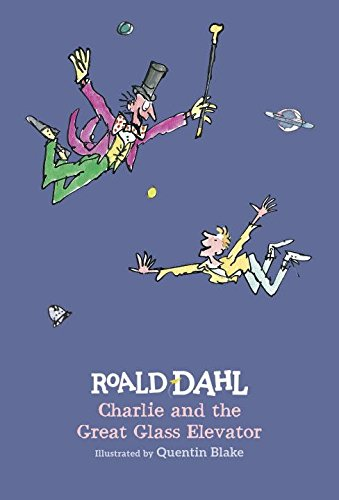 Roald dahl charlie and the great glass elevator book report