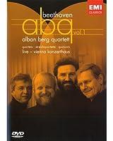 Beethoven : Quatuors à cordes, Vol. 1 / Alban Berg Quartett