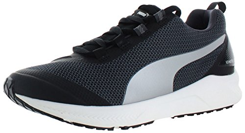PUMA Women's Ignite XT Women's Running Shoe, Black/Periscope, 11 B US