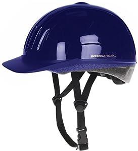 Ultra-Lite Equi-Lite Helmet with Dial-Fit-System, Navy, Medium