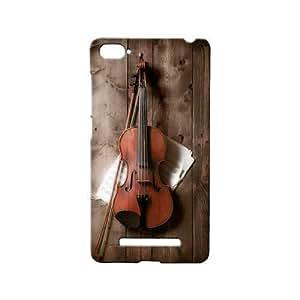 BLUEDIO Designer 3D Printed Back case cover for Xiaomi Mi4i / Xiaomi Mi 4i - G4137