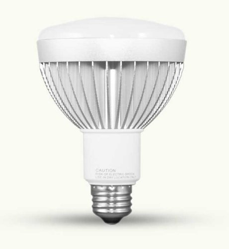 4 Qty. Led Br30 18W Dimmable Cool White Replacement For 100W Bulb 100R30 5000K