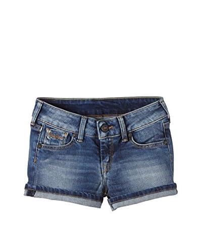 Pepe Jeans Shorts Foxtail Junior [Denim]
